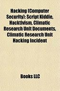 Hacking (Computer Security): Climatic Research Unit Documents