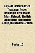HIV-AIDS in South Africa: Skaneland