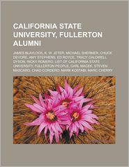 California State University, Fullerton Alumni - Books Llc