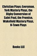 Christian Plays (Study Guide): York Mystery Plays