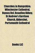 Churches in Hampshire: Winchester Cathedral