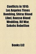 Conflicts in 1910: Los Angeles Times Bombing