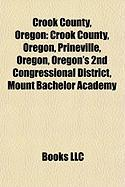 Crook County, Oregon: Oregon's 2nd Congressional District