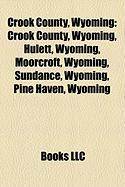 Crook County, Wyoming: Devils Tower National Monument