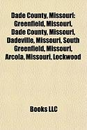 Dade County, Missouri: South Greenfield, Missouri