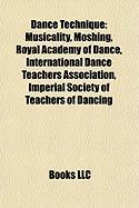 Dance Technique: Royal Academy of Dance
