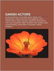 Danish Actors - Books Llc