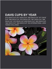 Davis Cups By Year - Books Llc