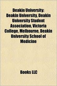 Deakin University: Deakin University alumni, Deakin University faculty, John Brumby, Deakin University Student Association, Benito T. de Leon - Source: Wikipedia
