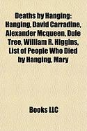 Deaths by Hanging: David Carradine