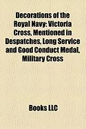Decorations of the Royal Navy: Victoria Cross