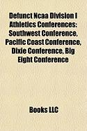 Defunct NCAA Division I Athletics Conferences: Southwest Conference