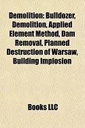 Demolition: Bulldozer