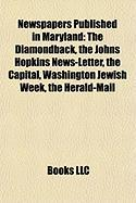 Newspapers Published in Maryland: The Diamondback