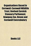 Organisations Based in Cornwall: Revived Cornish Stannary Parliament