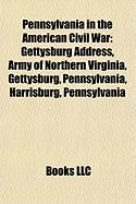 Pennsylvania in the American Civil War: Harrisburg, Pennsylvania