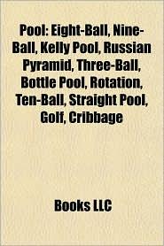 Pool: Eight-Ball - Books LLC (Editor)