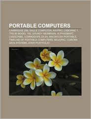 Portable Computers - Books Llc