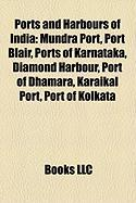 Ports and Harbours of India: Mundra Port