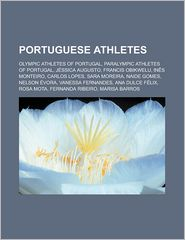 Portuguese Athletes - Books Llc