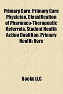 Primary Care: Primary Care Physician