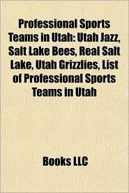 Professional sports teams in Utah: Professional baseball teams in Utah, Utah Stars, Utah Jazz, Salt Lake Bees, Real Salt Lake - Source: Wikipedia