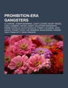 Prohibition-era gangsters