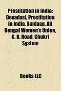 Prostitution in India: Devadasi