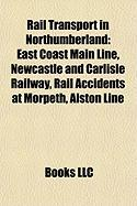 Rail Transport in Northumberland: East Coast Main Line