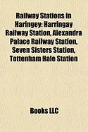 Railway Stations in Haringey: Harringay Railway Station