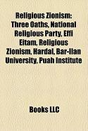 Religious Zionism: Three Oaths
