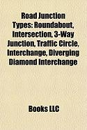 Road Junction Types: Roundabout