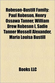 Robeson-Bustill Family - Books Llc