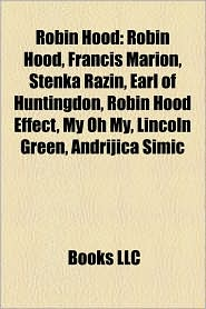 Robin Hood - Books Llc