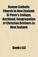 Roman Catholic Church in New Zealand: St Peter's College, Auckland
