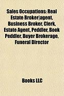 Sales Occupations: Real Estate Broker-Agent