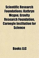 Scientific Research Foundations: Kathryn McGee
