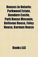Houses in Ontario: Parkwood Estate