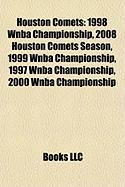 Houston Comets: 1998 WNBA Championship