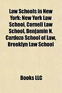 Law Schools in New York: New York Law School