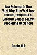 Law Schools in New York City: New York Law School