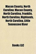 Macon County, North Carolina: Highlands, North Carolina