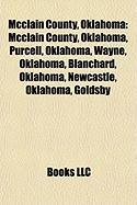McClain County, Oklahoma: Purcell, Oklahoma