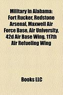 Military in Alabama: Maxwell Air Force Base