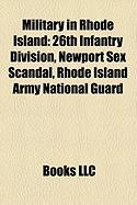 Military in Rhode Island: 26th Infantry Division