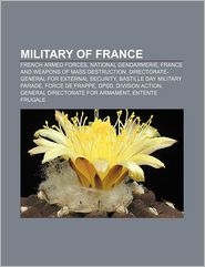 Military Of France - Books Llc
