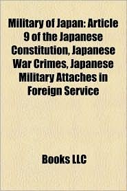 Military Of Japan - Books Llc