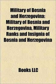 Military of Bosnia and Herzegovina: Bases of the United States Air Force in Bosnia and Herzegovina, Bosnia and Herzegovina soldiers - Source: Wikipedia