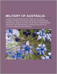 Military Of Australia - Books Llc