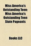 Miss America's Outstanding Teen: Miss America's Outstanding Teen State Pageants